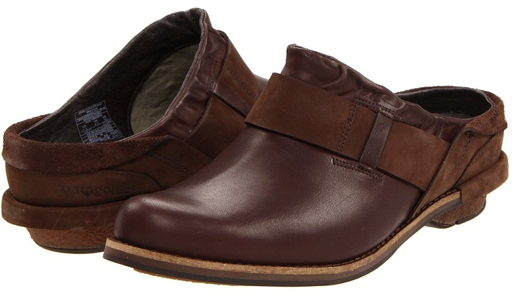 Patagonia Addie Clog (Espresso) - Footwear