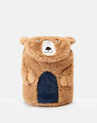 Joules Clothing Fuzzy Character Bag