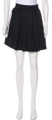 Alexis Mesh Mini Skirt