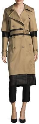 Maison Margiela Women's Double-Breasted Coat