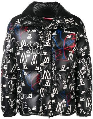 Moncler Marennes padded jacket