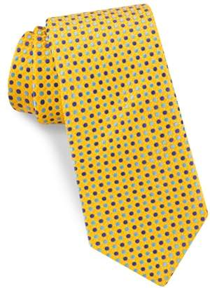 Ted Baker Alternating Dot Silk Tie
