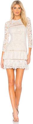 Aijek Melanie Mini Dress