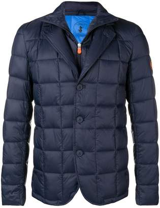 Save The Duck blazer style padded jacket