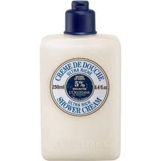 L'Occitane Shea Butter Ultra Rich Shower Cream Milk