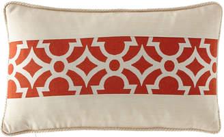 Elaine Smith St. Bart's Gate Outdoor Pillow