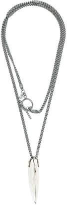 Lee Lost & Found Ria Dunn Ria Dunn X Brennan necklace