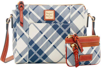 Dooney & Bourke Harding Lexington Crossbody Small Coin Case