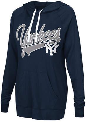 New York Yankees G-iii Sports Women's Pre-Game Hoodie
