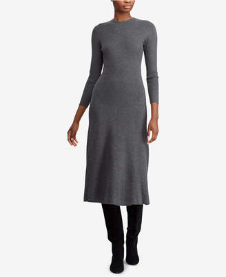 Polo Ralph Lauren Knit Fit & Flare Dress