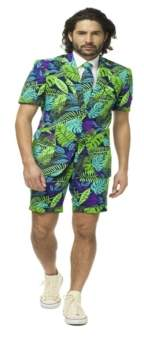 Opposuits OppoSuits Men's Summer Juicy Jungle Plant Suit