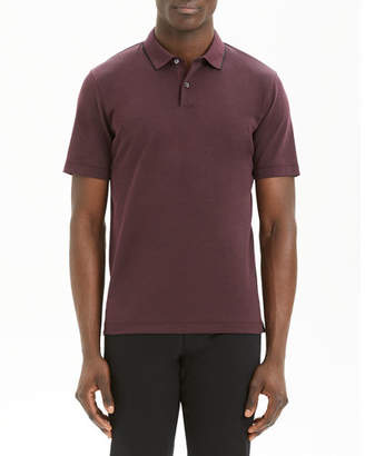 Theory Men's Current Standard Polo Shirt