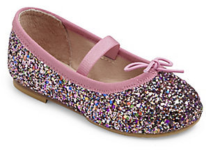 BlochBloch Infant's & Toddler's Sparkle Glitter Ballet Flats
