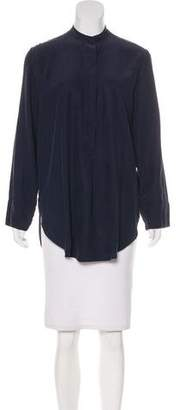 Jenni Kayne Long Sleeve Silk Top