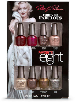 MORGAN TAYLOR Morgan Taylor 8-pc. Mini Nail Polish Pack