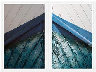 William Stafford Boat Bow I Diptych Art
