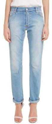 Balmain Straight Fit Jeans