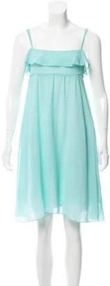 Camilla And Marc Sleeveless Empire Dress