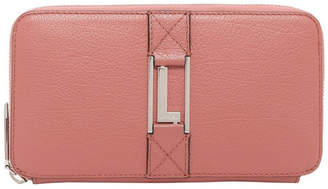 Lancel A07932 Max Continental Zip Around Wallet