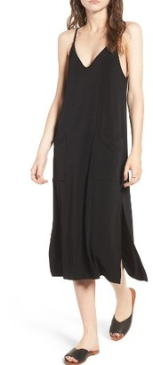 Women's Bp. Midi Slipdress $45 thestylecure.com