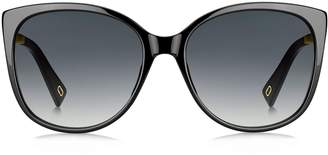 Marc Jacobs 56MM Butterfly Sunglasses