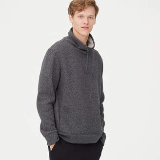 Club Monaco Funnel-Neck Sweatshirt