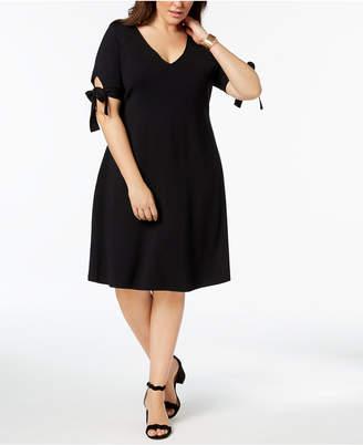 Plus Size Black Tie Dresses Shopstyle