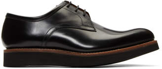 Grenson Black Lennie Derbys