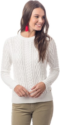 Cordage Cable Sweater