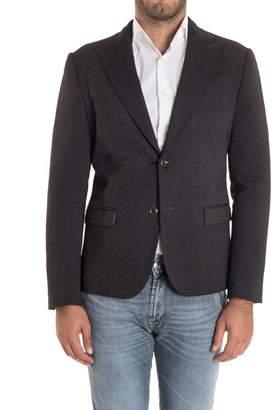 Alessandro Dell'Acqua Viscose Blend Jacket