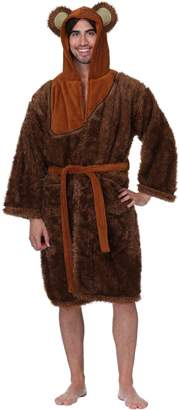 Star Wars Robe Factory Pattern Fleece Bathrobe & Swim Suit Cover Up
