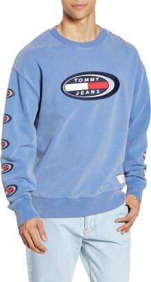 Tommy Jeans TJM Summer Oval Crewneck Sweatshirt