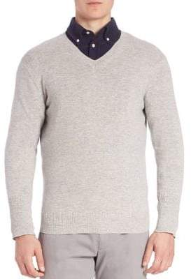 Façonnable Cashmere Knit Pullover