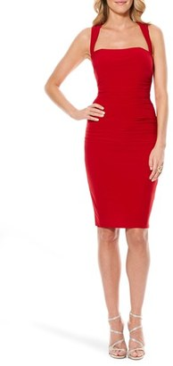 Women's Laundry By Shelli Segal Twist Back Jersey Body-Con Dress $195 thestylecure.com