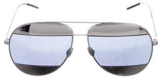 Christian Dior Split 1 Reflective Sunglasses