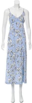 BB Dakota Printed Maxi Dress