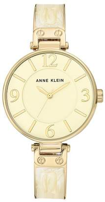 Anne Klein Women's Trend Bangle Watch, 30mm