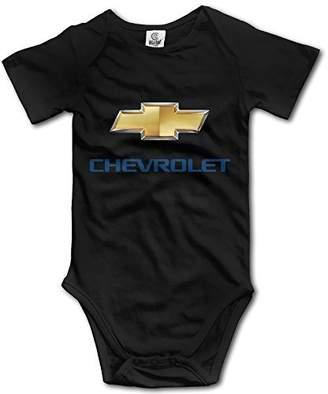 maifeng Kids' Chevrolet Cute Onesies Bodysuits