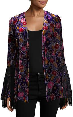 Anna Sui Velvet Kimono