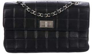 Chanel Square Quilt Double Sided Flap Bag