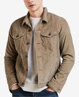 Levi's Men's Corduroy Trucker Jacket