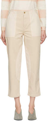 YMC Pink Nam Trousers