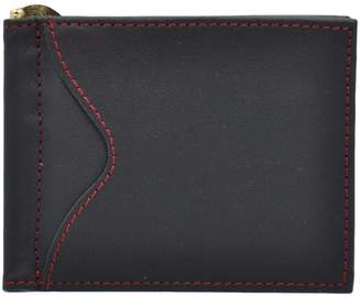 Royce Leather Men's RFID Blocking Money Clip Wallet