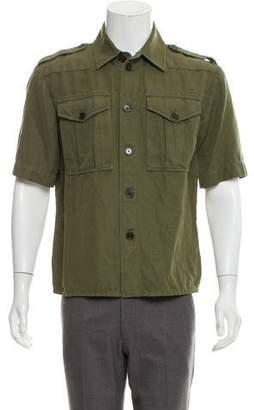 Burberry Military Work Shirt