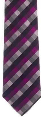 Etro Printed Silk Tie