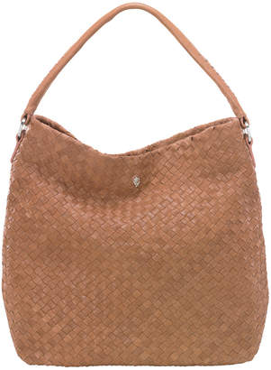 Helen Kaminski Anoushka Leather Shoulder Bag
