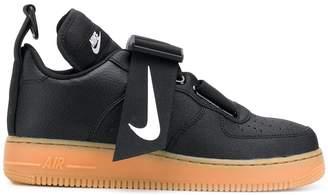 Nike adjustable strap sneakers