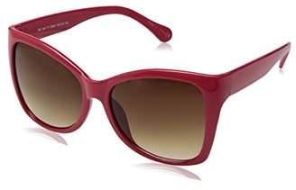 Halston H Women's Hh 144 Butterfly Fashion Cateye Sunglasses