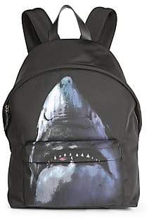 Givenchy Men s Shark Print Backpack 5cd33c24d799b