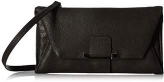 Kooba Handbags Ruby Envelop Wallet on a String, Black $89.45 thestylecure.com